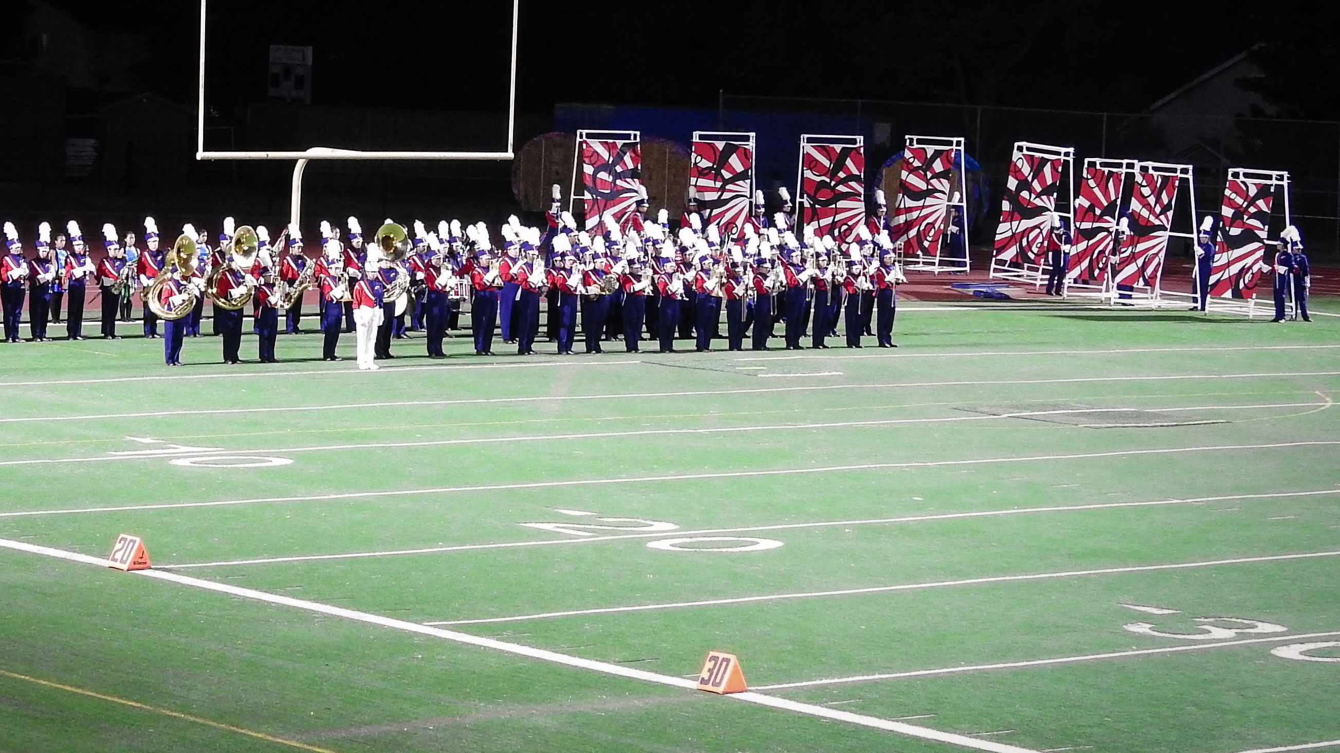 American High School Band Parent Organization